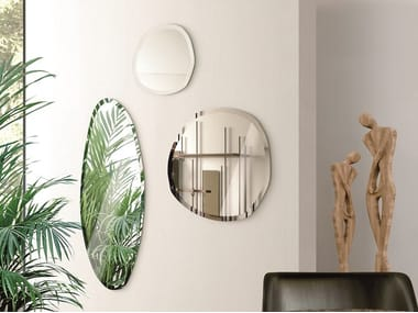 Wall-mounted mirror STONE