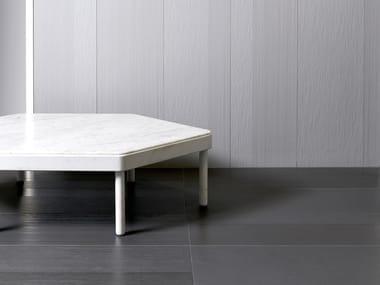 Indoor/outdoor wall/floor tiles with wood effect STONEWOOD