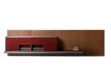 Sectional storage wall LT40 | Storage wall