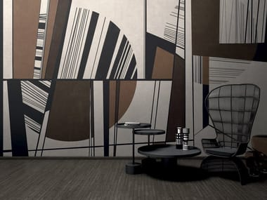 Geometric wallpaper STRATUS