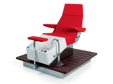 Pedicure chair STREAMLINE DECK