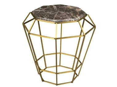 Marble side table SULTANA | Marble coffee table