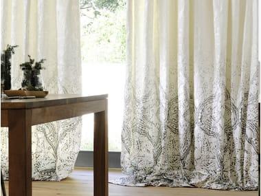 Tecido jacquard para cortinas SUMBA
