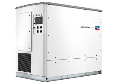Inverter for photovoltaic system SUNNY CENTRAL 2200 - 3000-EV