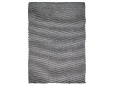 Handmade rectangular polyester outdoor rugs SUNSHINE