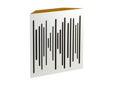 MDF decorative acoustical panel SUPER BASS EXTREME