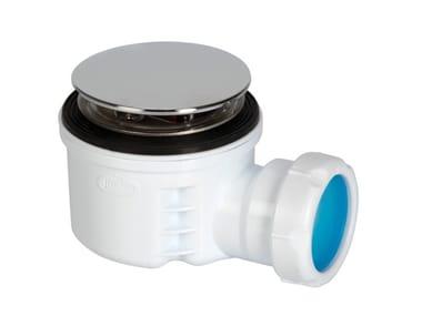 Plastic pop up plug SUPER FLAT NI12530
