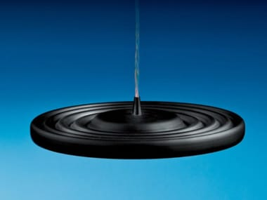 LED direct light Anodized aluminium pendant lamp SUPERNOVA