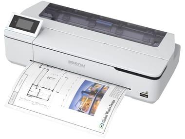Stampante desktop per disegni tecnici conveniente e compatta SureColor SC-T2100