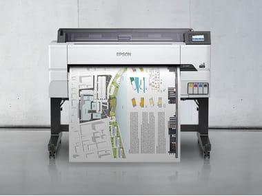 Stampante tecnica per stampa in-house professionale SureColor SC-T5405