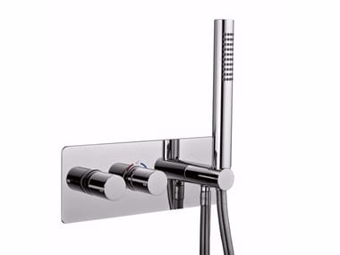 Shower tap with hand shower SURF - F8279