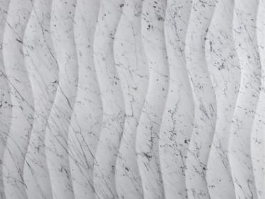 Carrara marble wall tiles SURGE