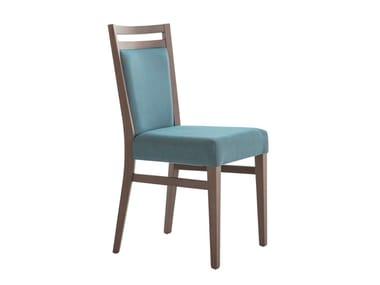 Upholstered beech chair SURI SOFT 472F.i4