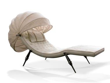 Tufted Chaise longue SVEVA