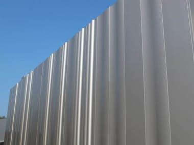 Pannello per facciata in metallo SWING² FAÇADE