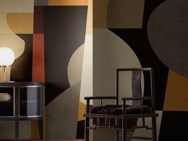 Motif wallpaper SYNTHETIC WANDER