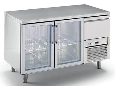 Refrigerated prep table SYSTEM