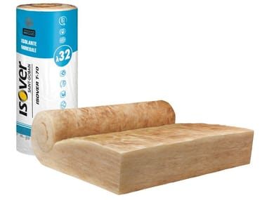 Pannello termoisolante / pannello fonoisolante in lana minerale T-70 ROLL