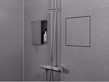 Wall niche T-BOX STAINLESS STEEL