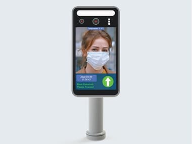 Termoscanner with hygienic mask detection T/M CAMERA KIT