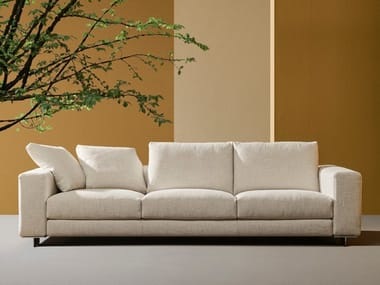 3 seater fabric sofa T-TIME | 3 seater sofa