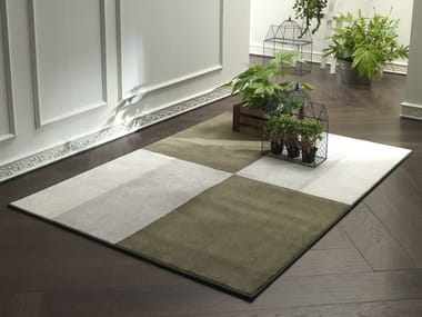 Handmade fabric rug NEW FEELINGS T1408SL