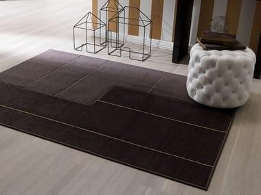 Handmade fabric rug NEW FEELINGS T1410SL