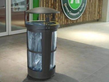 Anti-terrorist litter bins