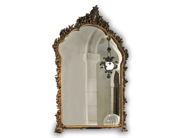 Frames with mirror