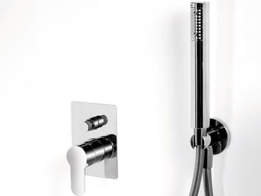 Shower mixer with diverter TAB | Shower mixer with diverter