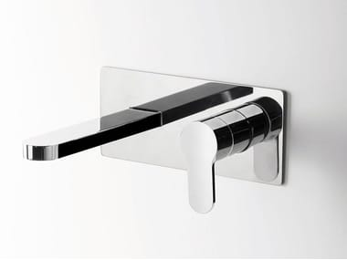 Wall-mounted washbasin mixer TAB | Wall-mounted washbasin mixer