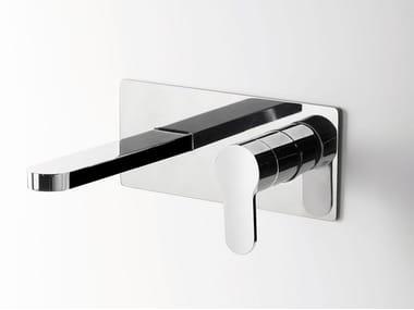Wall-mounted washbasin mixer TAB | Wall-mounted washbasin mixer