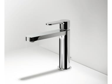 Countertop washbasin mixer TAB | Single handle washbasin mixer