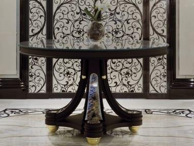 Tavolo rotondo in legno 5360 | Tavolo