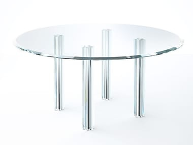 Round crystal table STARLIGHT | Table