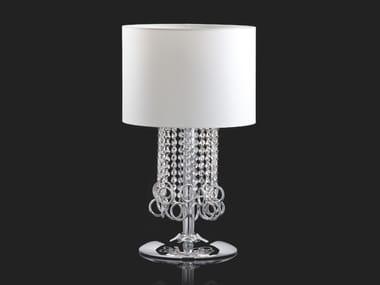 Lampada da tavolo con cristalli LISA | Lampada da tavolo