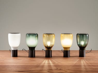 Blown glass table lamp ACQUERELLI | Table lamp