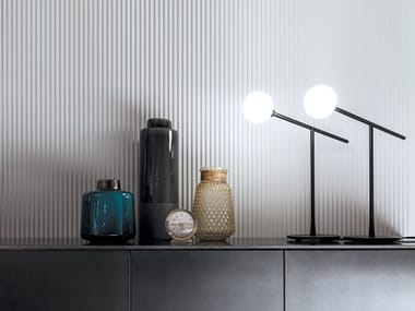 Direct light metal table lamp BRILLO | Table lamp