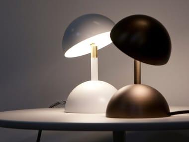 LED adjustable aluminium table lamp °DIABOLO | Table lamp