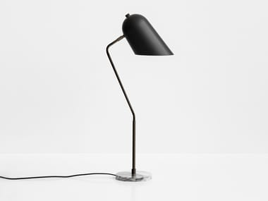LED direct light table lamp CLIFF | Table lamp