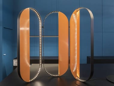 LED epoxy paint steel table lamp TIP | Table lamp