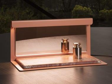 LED aluminium table lamp PLI   Table lamp