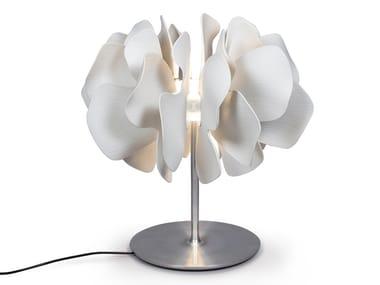 Lampada da tavolo fatta a mano in porcellana NIGHTBLOOM | Lampada da tavolo