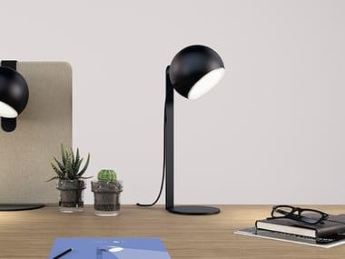 Lampada da scrivania con dimmer SCOOP | Lampada da scrivania