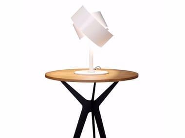 Lampada da tavolo in metallo PURA | Lampada da tavolo