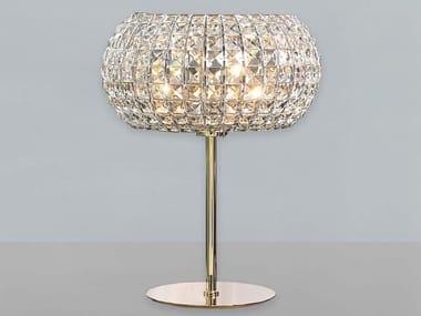 Lampada da tavolo in cristallo NASHIRA | Lampada da tavolo