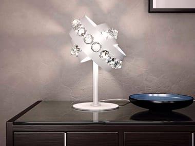 Lampada da tavolo in metallo ESSENTIA | Lampada da tavolo