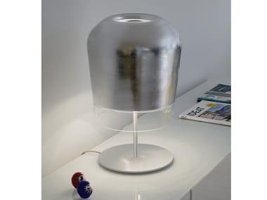 Tischleuchte aus Aluminium SYSS | Tischleuchte