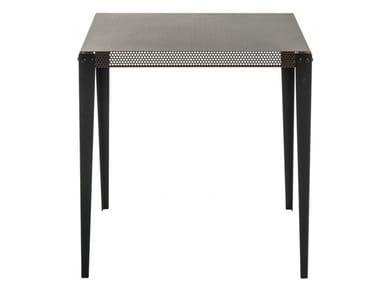 Tavolo da giardino in acciaio NIZZA | Tavolo
