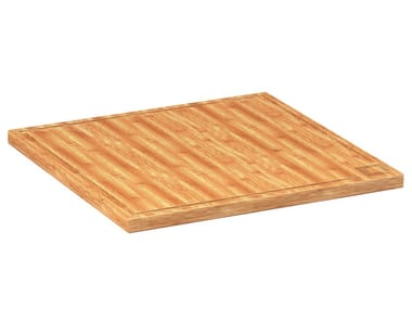 Wooden chopping board for barbecue TABLE